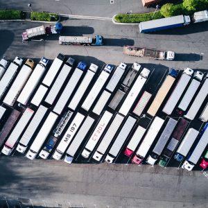 Olika slags truckar